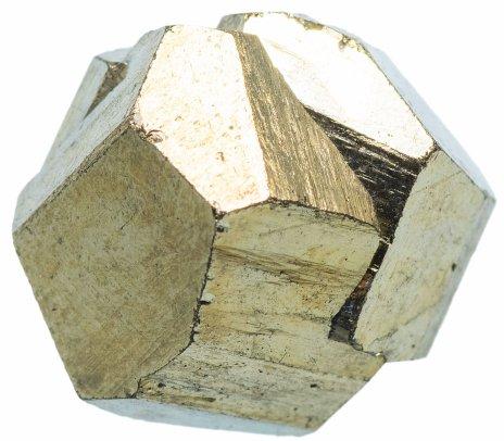 купить Пирит, кристалл (Испания), 2х1,5 см