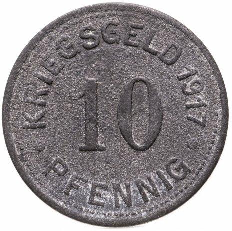 купить Германия (Мюнстер) нотгельд  10 пфеннигов 1917