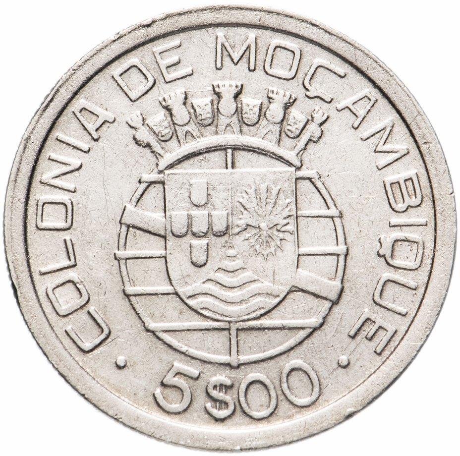 купить Мозамбик 5 эскудо (escudos) 1949 год