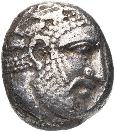 купить Финикия, Арад (Арадос), 380-351 годы до Р.Х., Статер, корабль.