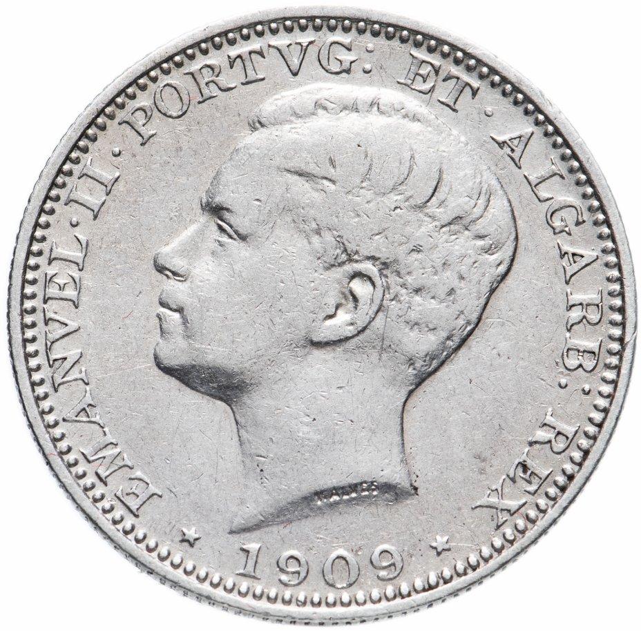 купить Португалия 200 рейс (reis) 1909