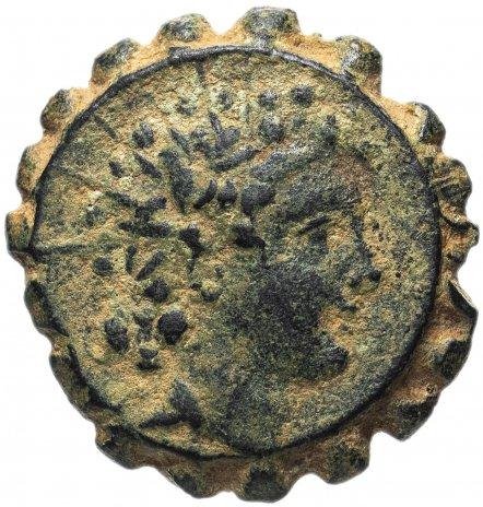 купить Государство Селевкидов,Антиох VI Дионис Эпифан , 145-142 годы до Р.Х.,AE22. (слон)