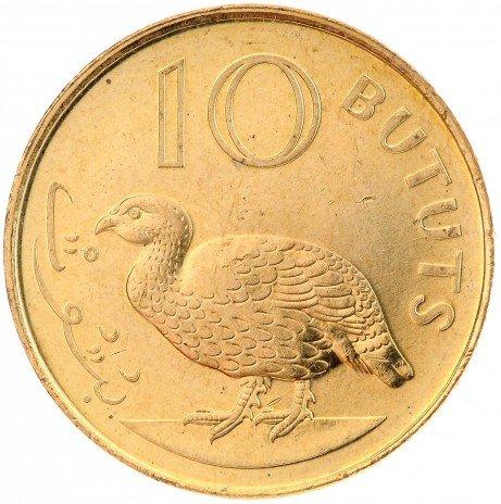купить 10 бутутов 1998 Гамбия