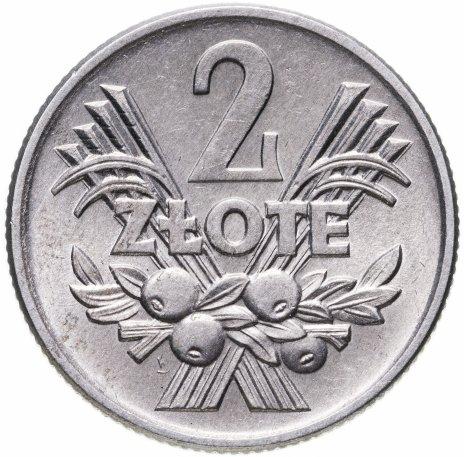 купить Польша 2 злотых 1960