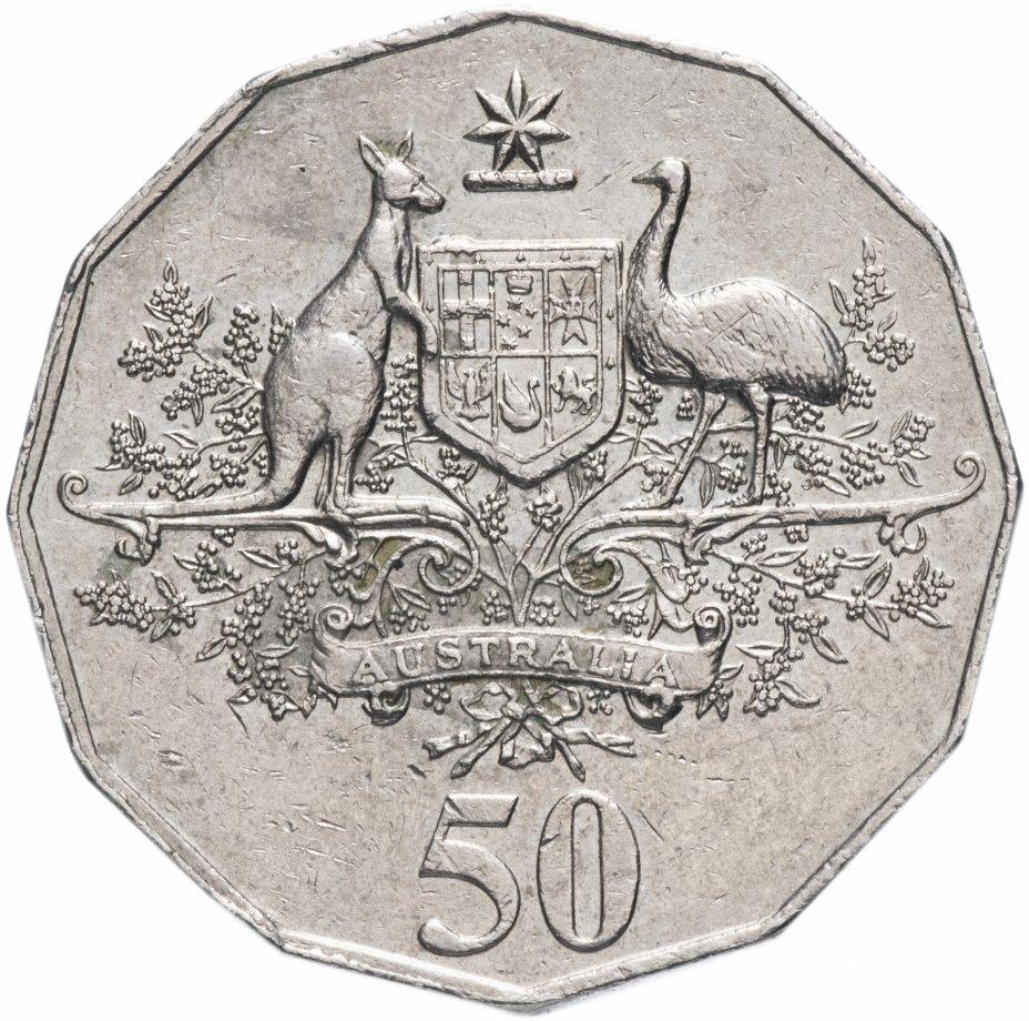 """купить Австралия 50 центов (cents) 2001 """"Столетие Федерации - Северная территория"""""""