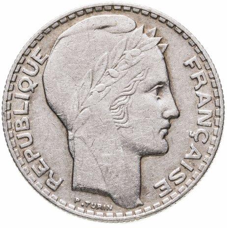 купить Франция 10 франков (francs) 1934