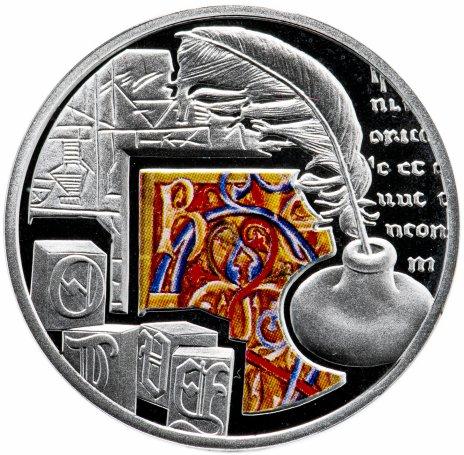 """купить Ниуэ 1 доллар 2011 """"Достижения человечества - письменность"""""""
