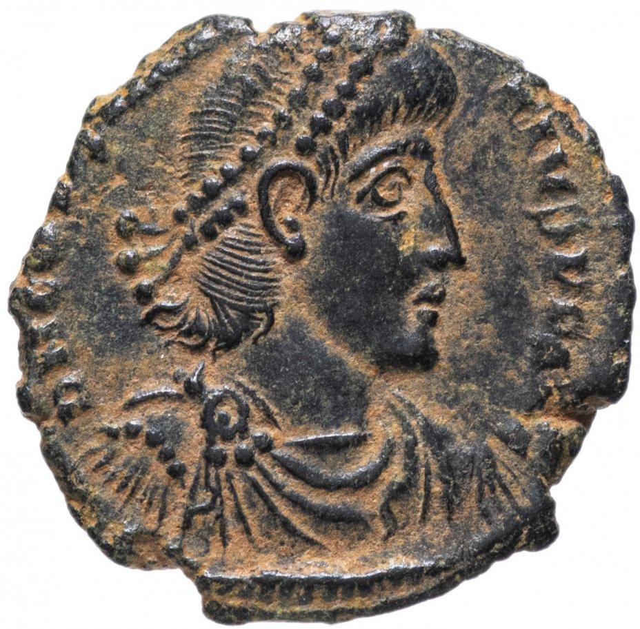 купить Римская империя, Констанций II, 337-361 годы, нуммий.