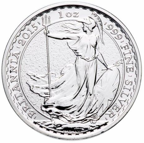 купить Великобритания 2 фунта 2015