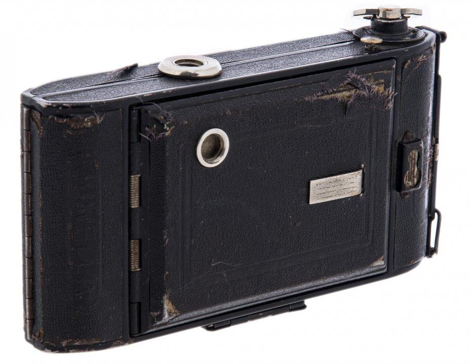 """купить Фотоаппарат """"Prontor II"""", металл, кожа,  завод изготовитель """"Maker Gauthier Calmbach"""" Германия, 1935 г."""