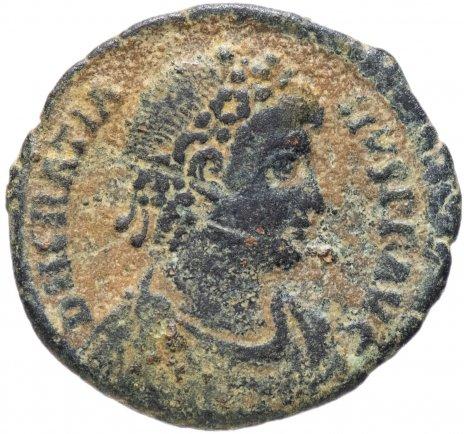 купить Римская империя, Грациан, 367-383 годы, центенионалий.