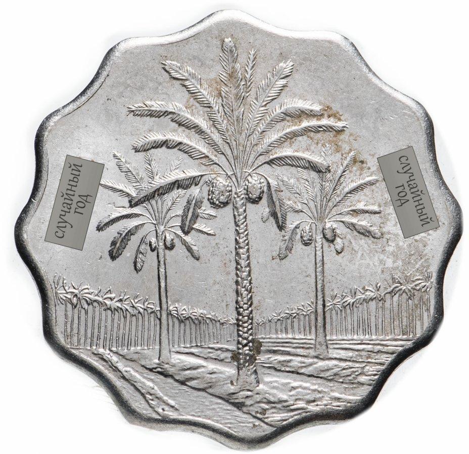 купить Ирак 10 филсов (fils) 1971-1981, случайная дата