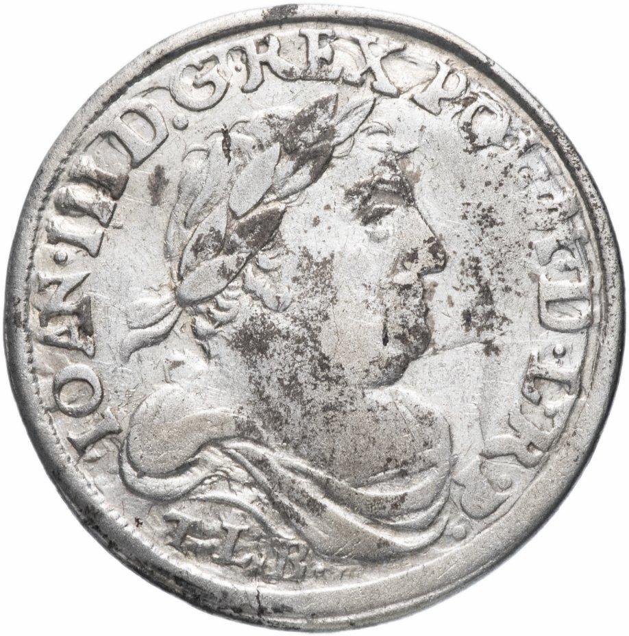 купить Польша 6 грошей (шостак) 1680, Ян III Собесский (1674-1696)