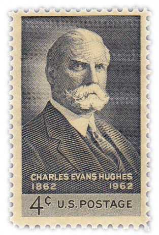 """купить США 4 цента 1962 """"Чарльз Эванс Хьюз"""""""