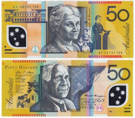 купить Австралия 50 долларов 2010 (Pick 60h)