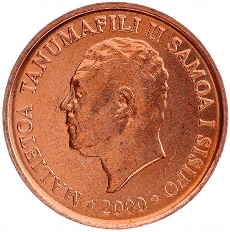 купить 2 сене 2000 Самоа