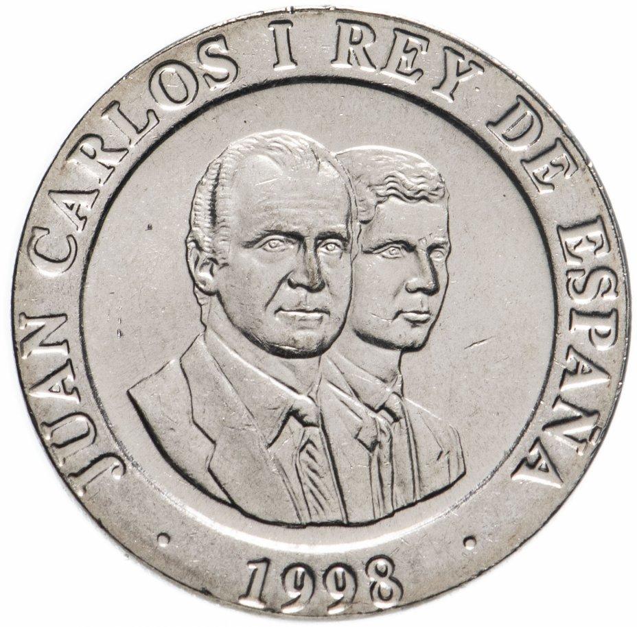 купить Испания 200 песет (pesetas) 1998