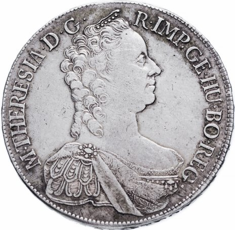 купить Австрия 1 талер 1765