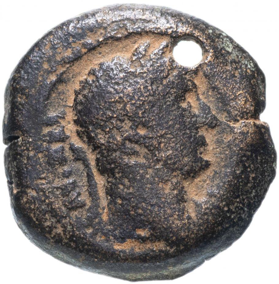купить Римская империя, провинция Египет, Адриан, 117-138 годы, Обол. (Леонтополь) Гор