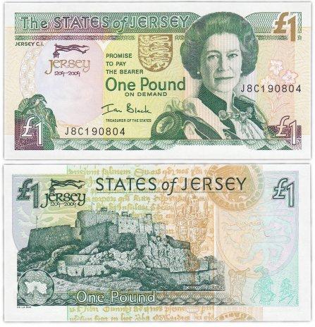 купить Джерси 1 фунт 2004