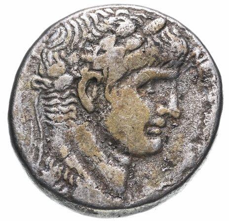 купить Римская империя, Нерон, 54-68 годы, Тетрадрахма. (провинция Сирия) Орёл