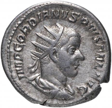 купить Римская империя, Гордиан III, 238-244 годы, антониниан.