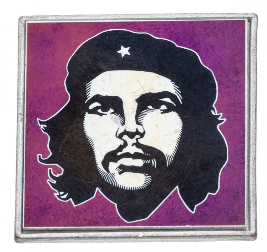 купить Значок  Эрнесто Че Гевара (Разновидность случайная )