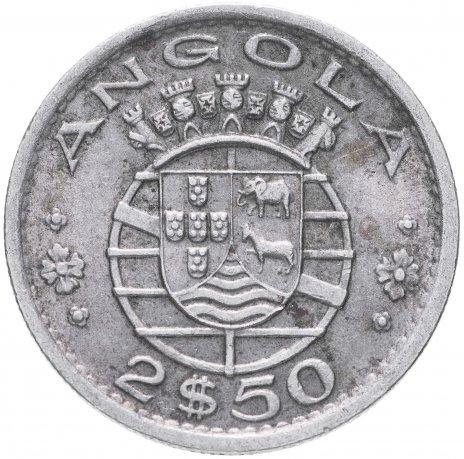 купить Ангола 25 эускудо 1953-1974