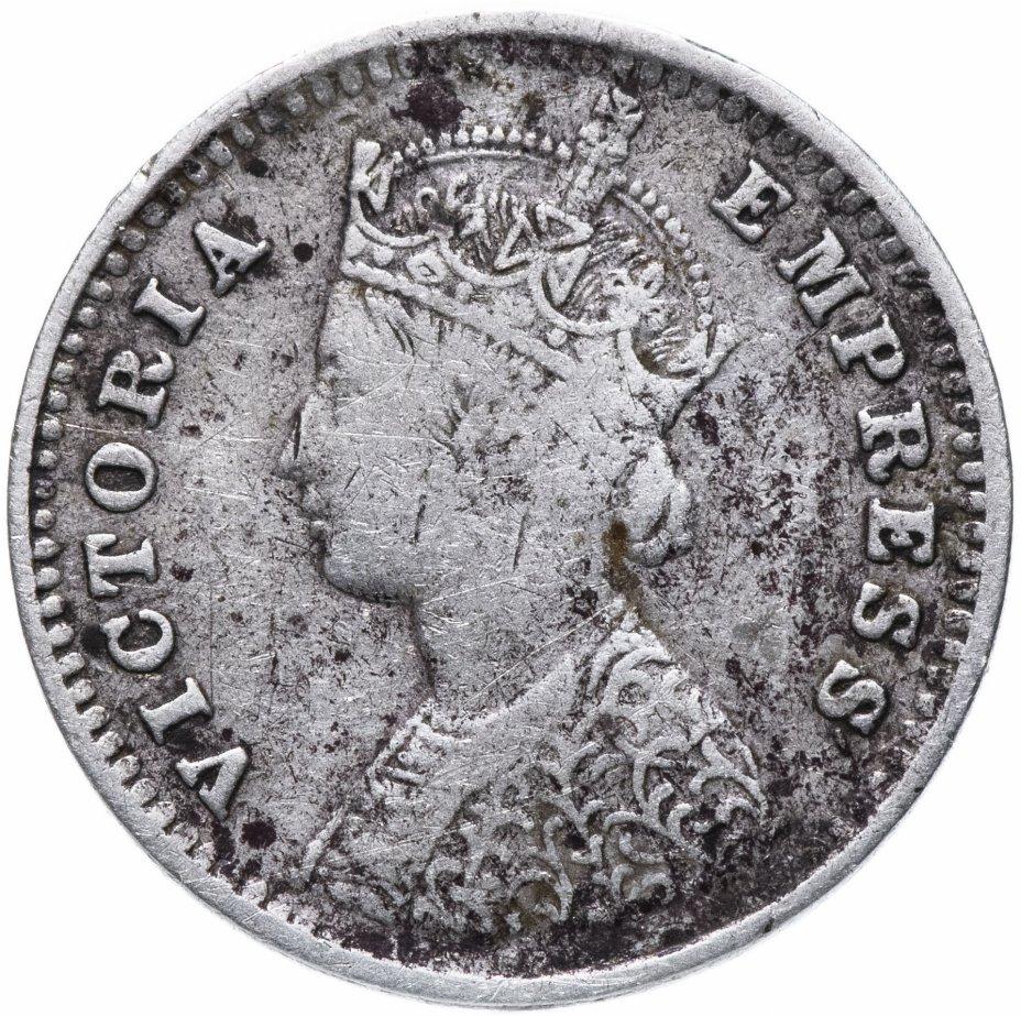 купить Индия (Британская) 2 анны (annas) 1894