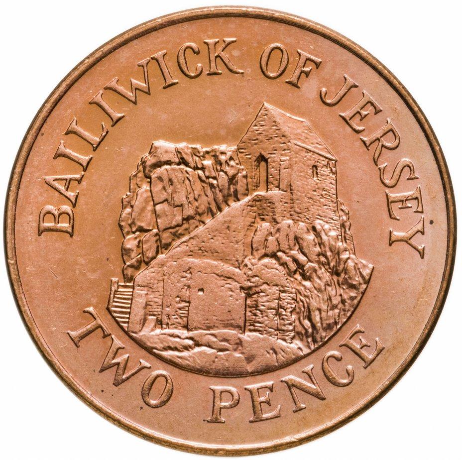 купить Джерси 2 пенса 2002