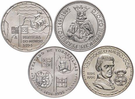 купить Португалия набор 200 эскудо 1994 год (4 штуки)
