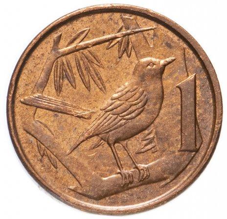купить Каймановы острова 1 цент 2002-2013 случайный год