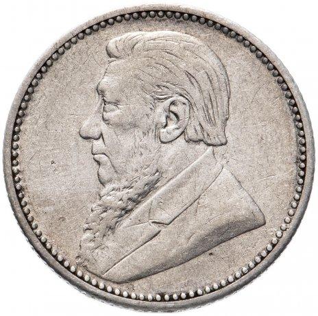 купить ЮАР (Трансвааль) 6 пенсов 1896