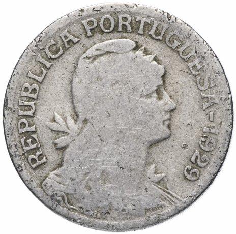 купить Португалия 1 эскудо (escudo) 1929
