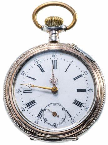 купить Часы карманные серебряные Galonne Швейцария