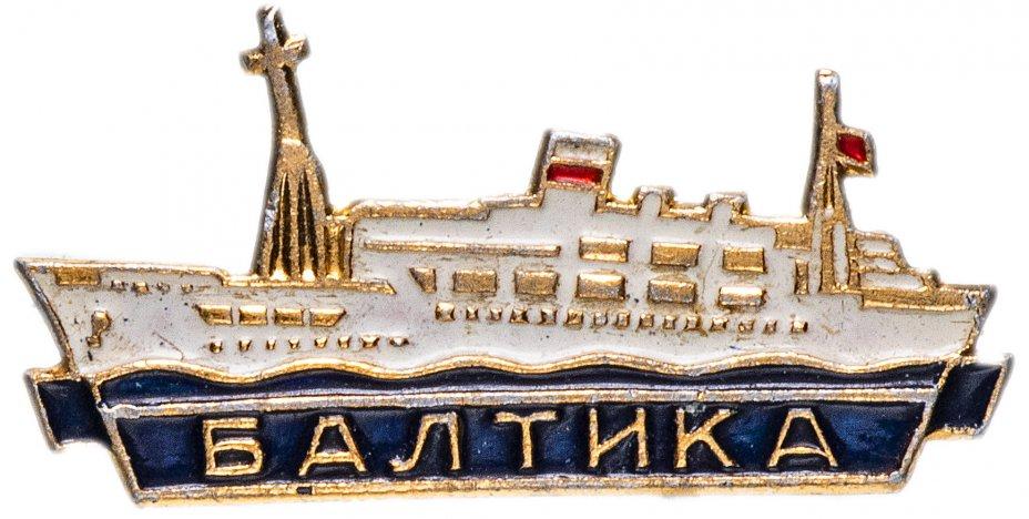 "купить Значок СССР 1968г ""Балтика"", Булавка"