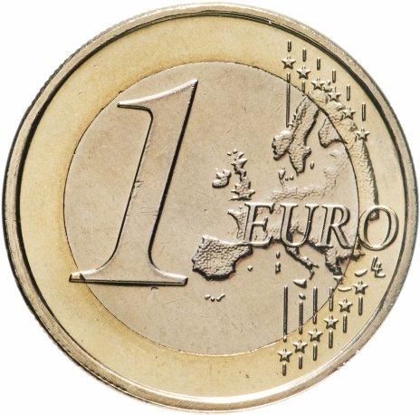 купить Люксембург 1 евро 2009