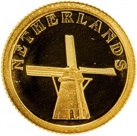 """купить Либерия 12 долларов 2008 """"Европейские страны - Нидерланды"""""""