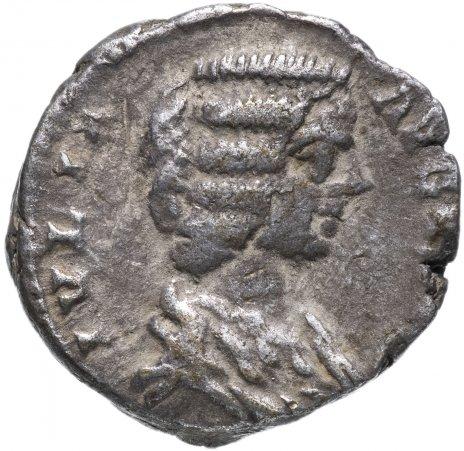 купить Римская империя, Юлия Домна, жена Септимия Севера, денарий.