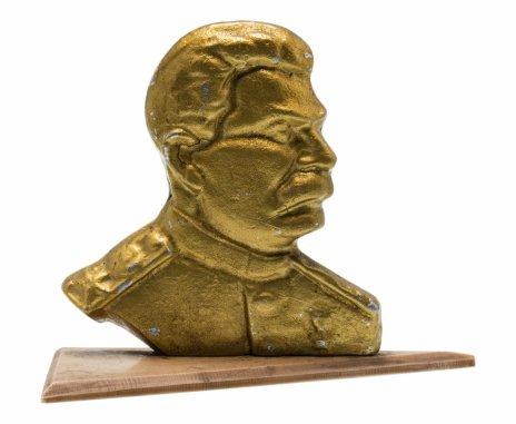 """купить Барельеф """"И.В. Сталин"""" на подставке"""
