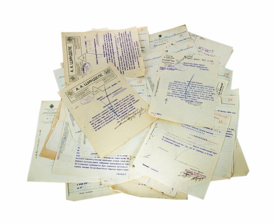 купить Документ Российской Империи, случайный вид, бумага, Российская Империя, 1900-1917 гг. - 1 штука