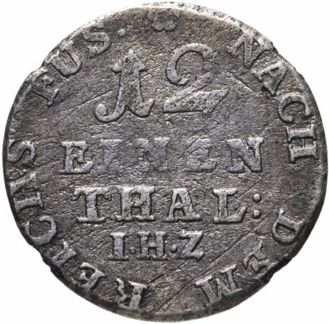 купить Германия, Брауншвейг 1/12 талера 1779