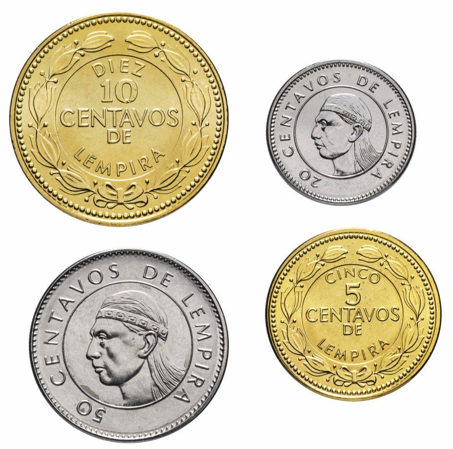 купить Гондурас набор монет 2012-2014 (4 штуки)