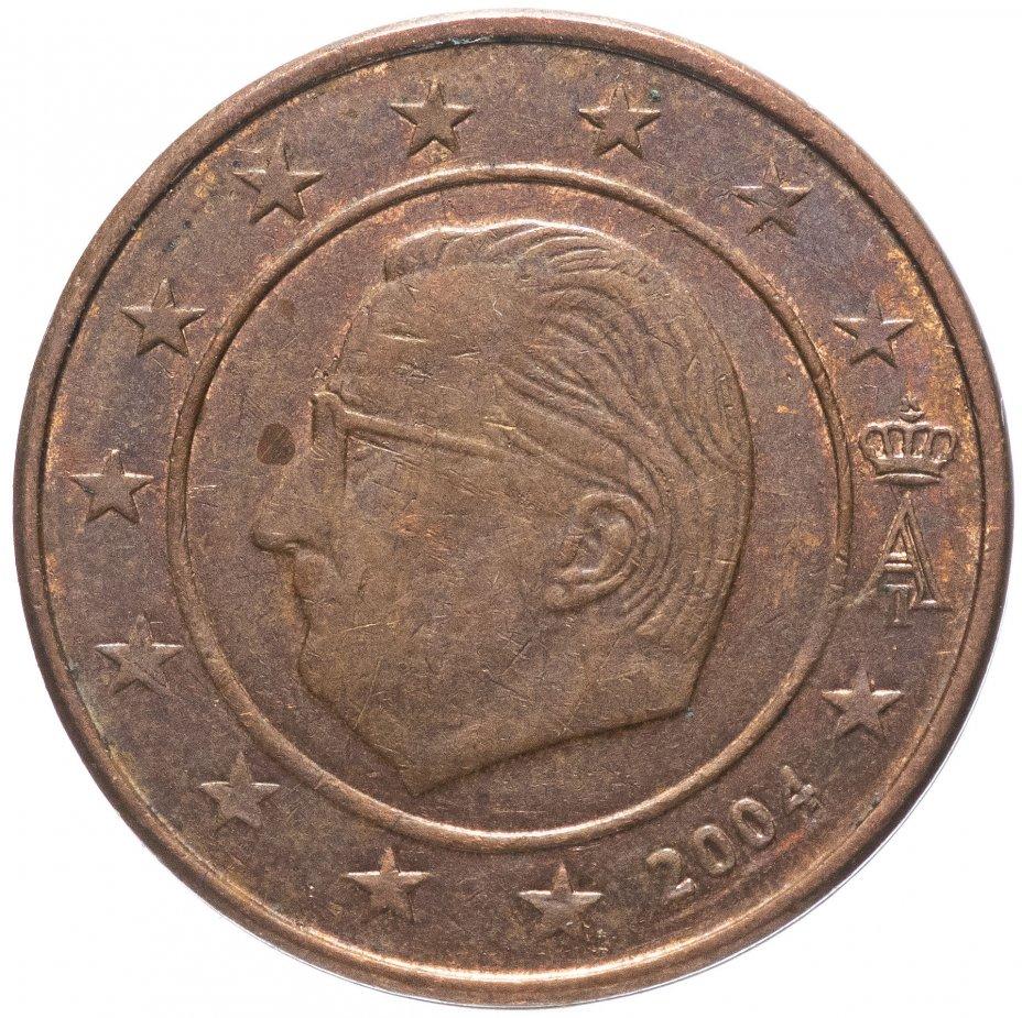 купить Бельгия 2 цента (cents) 1999-2019