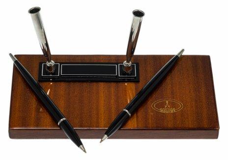 купить Письменный прибор деревянный в оригинальной упаковке