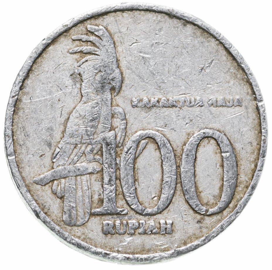 купить Индонезия 100 рупий (rupiah) 1999-2005, случайная дата