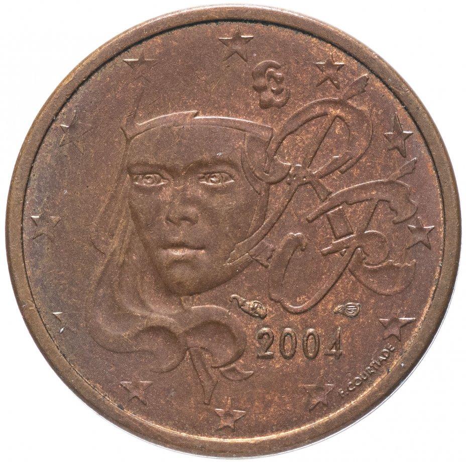 купить Франция 2 цента (cents) 1999-2019
