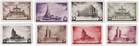 купить 1937 год Архитектура новой Москвы чистые