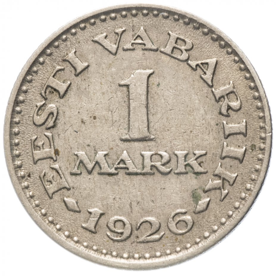 купить Эстония 1 марка 1926