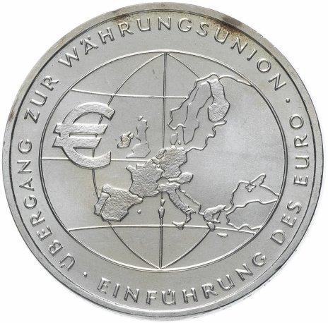 """купить Германия 10 евро 2002 """"Введение Евро"""""""